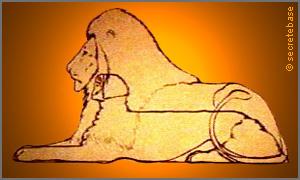 Sfinxen, ett lejon?
