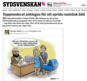 moderat-anklagas-sprida-rasistisk-bild-sydsvenskan-001