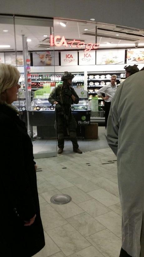 Polis-Stockholm